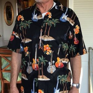 Men's Hilo Hattie Men's Hawaiian Shirt